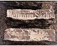 Widoczne nazwisko: Hermann Sachs