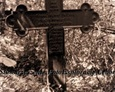 Krzyż żeliwny - August Paliński 1825-1860