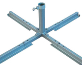 Baza/ krzyżak do parasoli z centralną podstawą