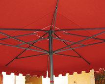 Parasol ogrodowy Leonardo Maxi