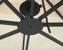 Parasol ogrodowy Eclisse Maxi