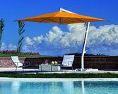 Parasol Capri SILV