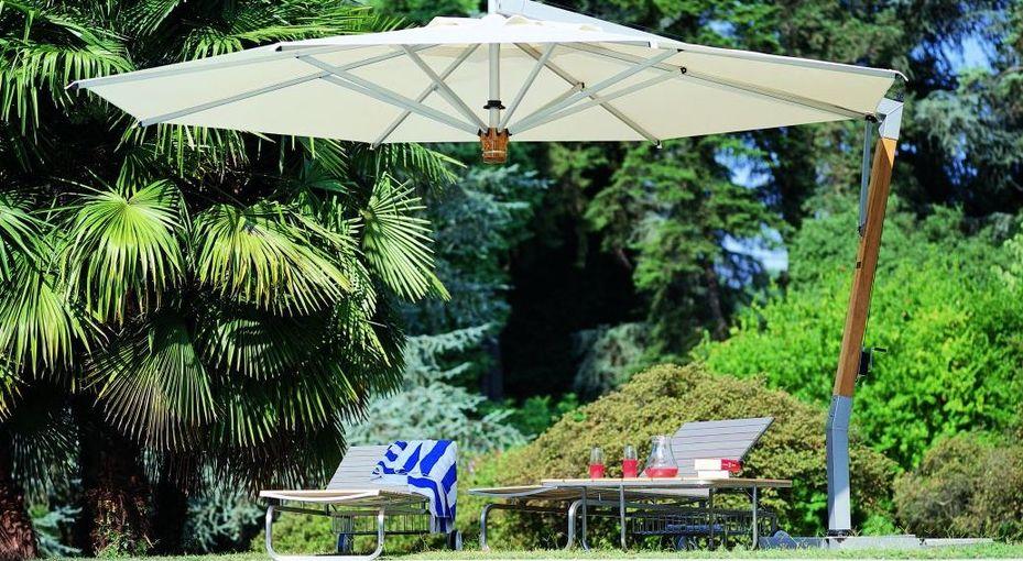Parasol ogrodowy Capri made in Italy