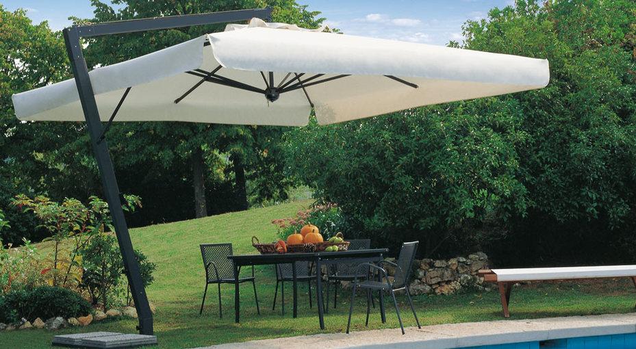 Parasol ogrodowy Leonardo Braccio made in Italy