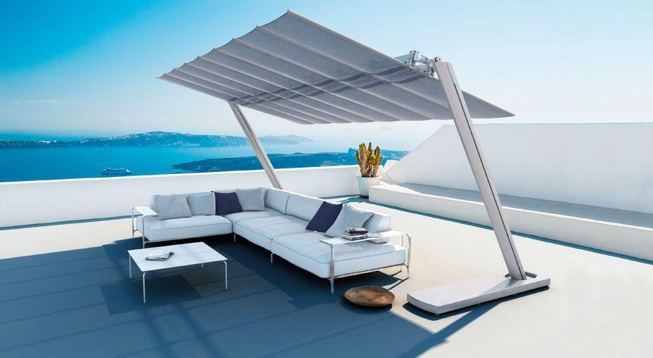 Parasol modułowy Plexy Zen
