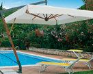 Parasol ogrodowy Torino Braccio