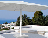 Parasol ogrodowy Leonardo Maxi Telescopic