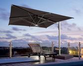 Zintegrowane oświetlenie do parasola Astro