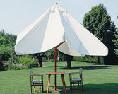 Parasol Palladio telescopic