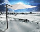 Parasol ogrodowy Astro Spacegray 300x300
