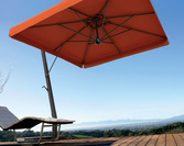 Parasol ogrodowy Napoli Braccio 300x300