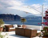 Parasol ogrodowy Galileo White 3,5m x 3,5m