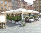 Parasole Palladio 400cm x 400cm