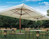 Parasol ogrodowy Poker