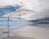 Parasol Galileo White Braccio 3,5x3,5m