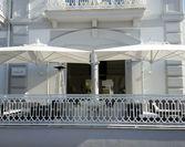 Parasole Galileo White Braccio