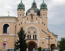 Jarosław-obiekt sakralny