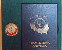 Diamentowa odznaka