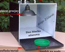 Cieplarna/odchowalnik/inkubator