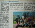 Finał w Warszawie - relacja w gazetce
