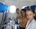 Paryż - Disneyland - lecimy samolotem na finał międzynarodowy