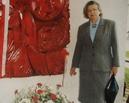 Nadanie imienia szkole 1.06.2002 - Pani Senator Maria Berny 1.06.2002