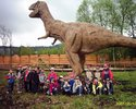 Projekt SMOK - wycieczka do parku Dinozaurów