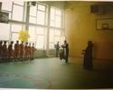 Otwarcie sali gimnastycznej