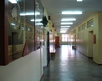 korytarz szkolny - piętro