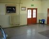 widok korytarza - parter - wejście główne
