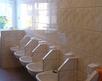 widok na łazienkę przedszkolaków