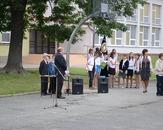 Rozpoczęcie Roku Szkolnego 2012-13