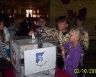 Wybory do Samorządu Szkolnego 2012/13