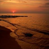 Gąski  -  plaża