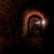 Twierdza Kłodzka - kanały minowe - labirynt