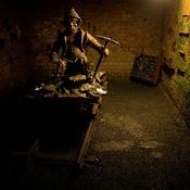 Złoty Stok  -  Kopalnia Złota  -  trasa podziemna