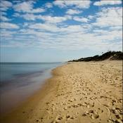 Mielno  -  plaża