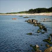 Darłówko  - plaża