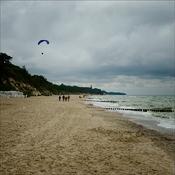 Chłopy  -  plaża