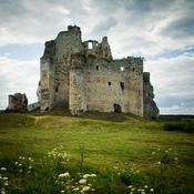 Ruiny zamku - Mirów