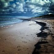 Rowy - plaża