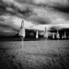Łeba  -  plaża