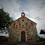 Mały kościółek - Rowy