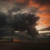 Plaża -Rowy
