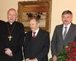 Delegacja u Arcybiskupa