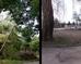 przed i po -BUDYNEK  przy dworcu PKP