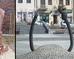 Ostrowieckie pomniki przypominające o wojennej tragedii