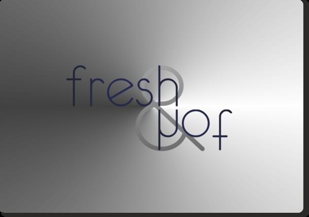 Fresh & Hot - alternatywna wersja logotypu 4