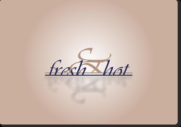 Fresh & Hot - alternatywna wersja logotypu 3