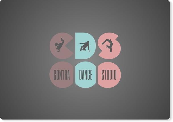 Propozycja logotypu 1 - alternatywna wersja  kolorystyczna